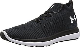 Mid 41 Running W 001 Armour Noir De Chaussures Ua black Femme Slingflex Eu Under SBIwq