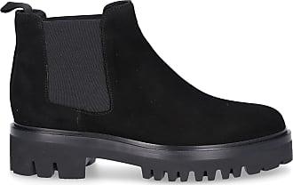 Chelsea Schwarz 8837 Truman's Wildleder Boots 1FxnYqdwOU