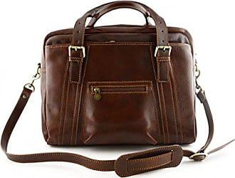 Italy Farbe Aktentasche Braun Made Italienische Laptoptaschen In Leder Dream Bags Leather Lederwaren pP8Z8nI0
