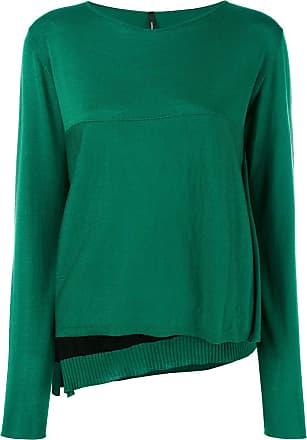 Pierantonio Gaspari Bicolour Gaspari Sweater Bicolour Pierantonio Gaspari Vert Vert Sweater Pierantonio SnWB6rqS