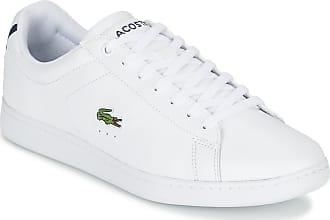 Lacoste®Achetez Cuir En Chaussures Jusqu''à −51Stylight iPkXOZuT