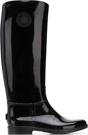 Emporio Bottes De Noir Classiques Pluie Armani qqTpwrCU