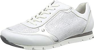 Basses 37 Rosa 101 Weiss Blanc silber Femme Sneakers Semler OEwqH8