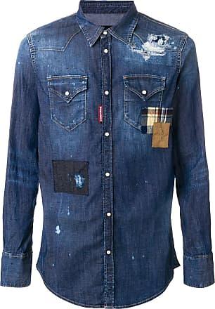 Chemises Jusqu''à −60 Stylight Achetez Dsquared2® rAOwq6r