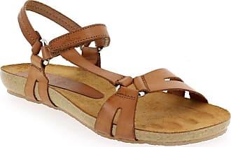 Nu Yokono Femme pieds Et Pour Ibiza 041 Sandales Camel qFnBTHwvZF