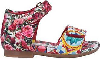 con Calzature Sandali Dolce Gabbana chiusura wYfFSnzq