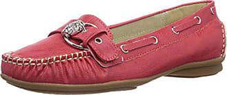 0873010021 021 Rot Andrea Mocassins Taille Conti Rouge rot 37 Femme Pour qx7Ax85