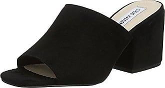 Steve 41 EU Madden Femme Mules Sandal Noir Dalis BH0Bwpqxr