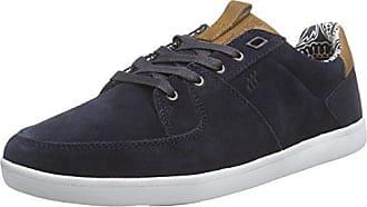 Azul Inc Cladd Nvy Sde Boxfresh 40 lea Talla tan Hombre Zapatillas Color FzqW1