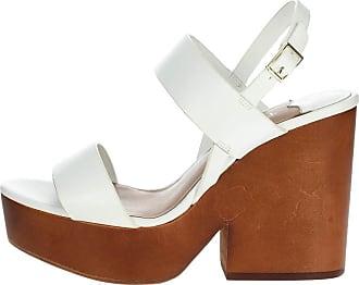 Blanc 5412 Femme The Seller Sandale Ifxq65w4Cn
