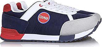 Kg1 y02 Scarpe O Ragazzo Bambino Blu Sneaker trav Colmar 1XgAqwUg