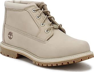 Womens Ivory Nellie Cashmere Chukka Pure Boots Timberland Double RtTwt
