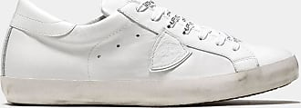 Blanc Philippe SneakersParis blanc Model Basic SVzGUMqp