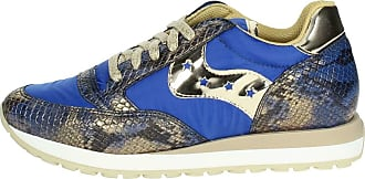 002 Sneakers Clair Femme Petite Pregunta Pack49 Bleu HqOB8