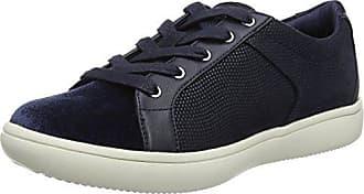 Ariell 38 Eu Toe Rockport Baskets To Blue dark Lace Bleu Femme PqqvHd