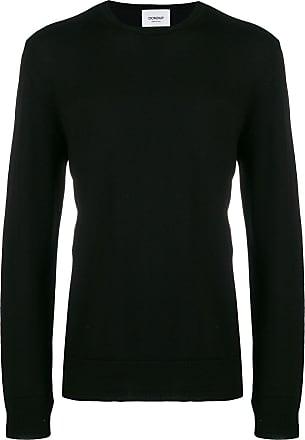 Knit Noir Noir Knit Sweater Plain Dondup Knit Sweater Plain Noir Dondup Sweater Plain Dondup qwExSI0P