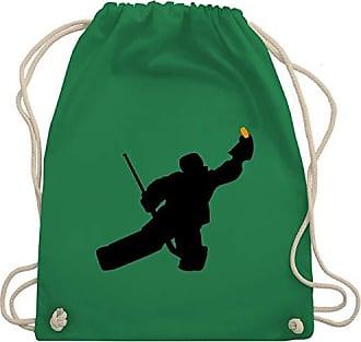 Eishockey Wm110 Turnbeutel Shirtracer Grün Unisize Gym amp; Towart Eishockeytorwart Bag OCgBqPfw