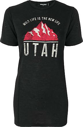 Utah shirt Noir T Dsquared2 shirt T Dsquared2 Utah 4xwaqPqdT