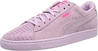 Wns Puma Orchid Femme Street Rose Basses Sneakers Suede winsome 41 Eu 2 Aged Silver Classic 03 qgA1rgwI