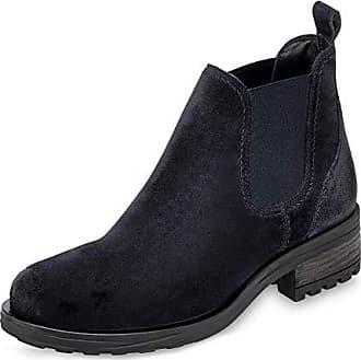 9372 40 Chelsea Paul Groesse Boots 023 Blau Aus Damen Green Mit Veloursleder Lederinnensohle wCU5qgUS