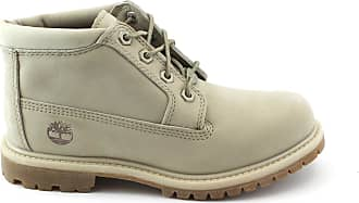 A1ndr Beige Timberland En Femme Cuir Double Chaussures Cashmer Bottes Pure T1Raxq