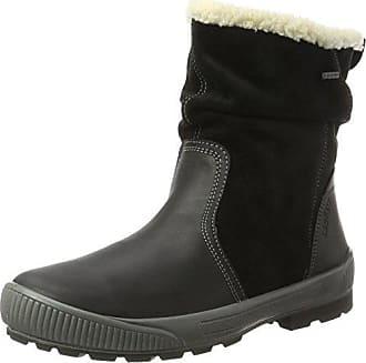 39 schwarz Taro Snow Womens Boots Black Legero Eu 00 0qTvnv