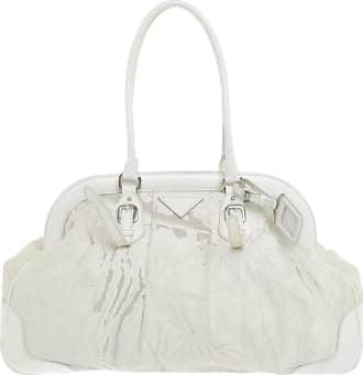 Cremeweiß Damen Prada Gebraucht In Handtasche Uqx7wt78