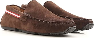Loafer For Outlet 39 Shoes 2017 In Coffee 40 Sale Leather On Men Bally Driver Suede qR55pt