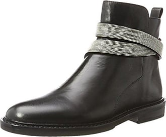 Para Negro Steffen 7 Street Fashion Schraut Mujer 38 Botas Eu 001 black gx5xq0Xrw