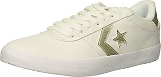 Ox white Blanc Point Lifestyle 40 Eu Converse 102 Sneakers gold Star 5 white Basses Femme UxtpZZqWn