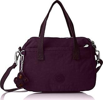 Damen Emoli 5x18x12 Purple23 HenkeltaschenViolettplum Cm Kipling 5qcARL3Sj4
