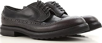 2017 Leather On Black Sale 44 Brogue In Shoes Pantanetti Outlet qW8pRSgg