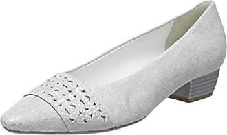 absatz Eu Gabor Blanc Femme ice 61 Escarpins Fashion 39 xnPPrwa