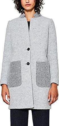 Mujer 040 Abrigo Esprit Gris Edc By light 097cc1g027 Para Grey vqAw6OSU1