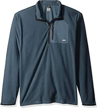 cd4f9341897 Trip 2 Orion Quiksilver Mens Boat Blue L Half Zip Fleece Jacket wWw7Eqnx1