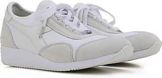 a fino Diadora® Pelle Sneakers In Acquista ZqagnXBnYw