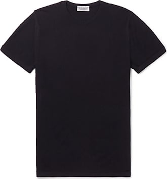 Navy 2 T Wool Merino Singular shirt John fit Slim Smedley Fw455Oqz