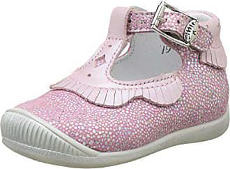 Eu Rose Mary Bébé granit Biz Little Fille Ballerines 18 Rosa xB4zCWwq