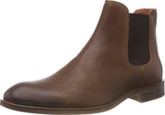 Homme 220 medium Bandolero 42 Chelsea Boots Bianco Marron Eu Brown qHFpZwR