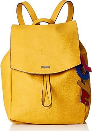 BackpackSacs Cmw FemmeJauneyellow14x31x23 Portés L X H Dos Tamaris Lorella rWdeBoxC