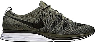 TrainerMedium black D mUsOlive Olive Nike Mens Flyknit white white12 black 54AL3Rj