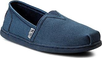 nvy Bobs Spring Step Navy Skechers 34041 Zapatos XOxvwB