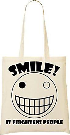 Frightens Smile Einkaufstasche It Tragetasche Toteworld qnE6xCC