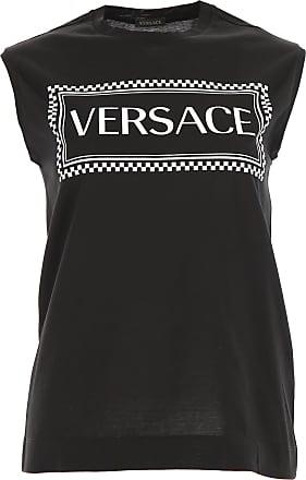Da A Shirt Versace T DonnaFino Nn08mw