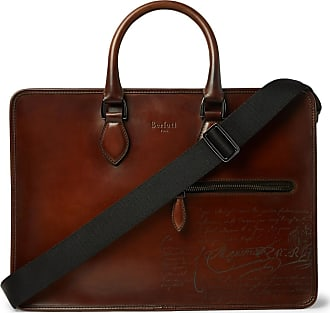 Jour Scritto Brown Berluti Briefcase Leather Un ZawxAS