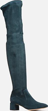 Bis 0Stylight BlauShoppe Zu � Damen Stiefel In bYfy76g