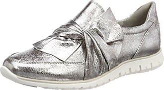 Damen Marco 38 24738 Slip Eu Silber On pewter Sneaker Tozzi OAAprwq5