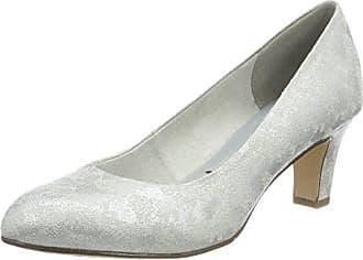 Struct silver Femme 37 Argent 22418 Escarpins Tamaris Eu wUZqHfw