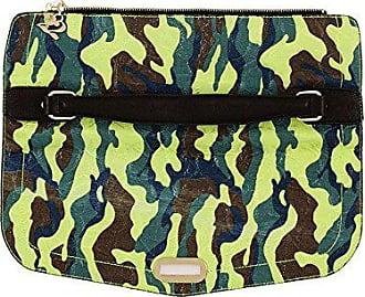 Numeroventidue Top Grün Tu Accessoires Camouflage Taschen Big Turtle DYW92eEHI
