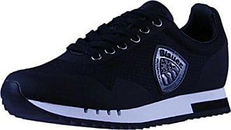 Black 42 Blauer Leather Herren Eco Sneakers xwxCZzqI